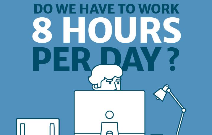 Lavorare 8 ore al giorno